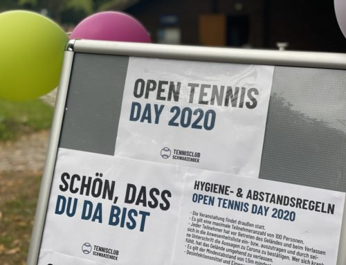 Open Tennis Day 2020 – Ein Erfolg